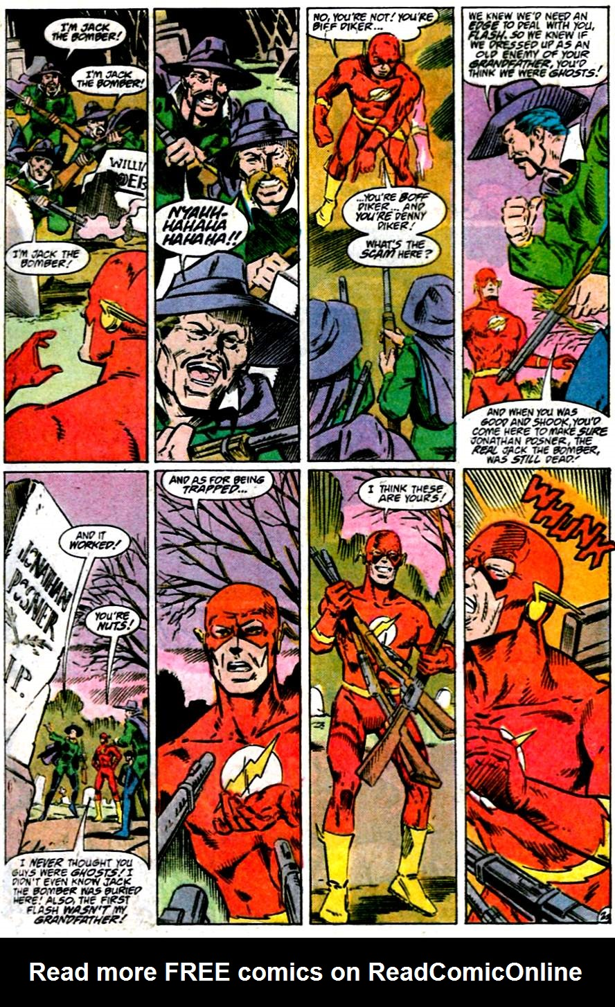 Read online The Flash (1987) comic -  Issue # _Annual 3 - 24