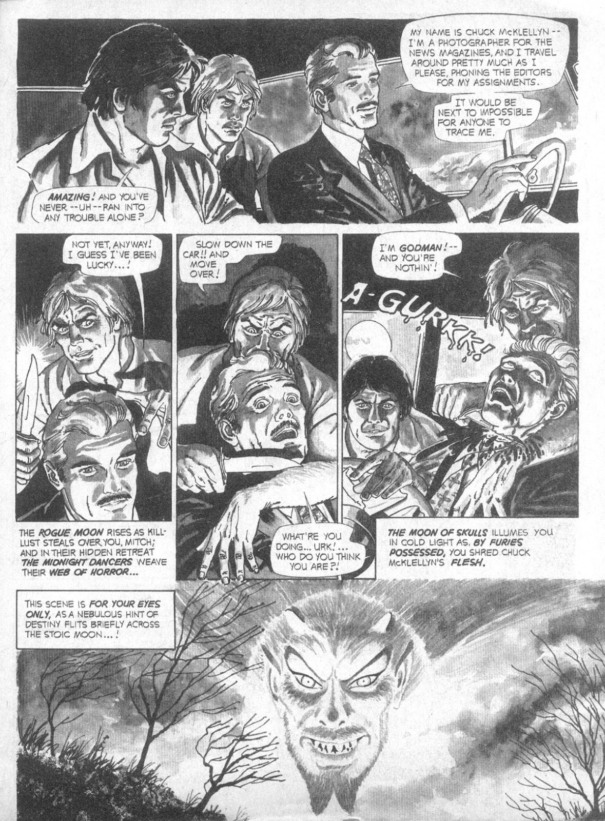 Psycho issue Annual - Page 8