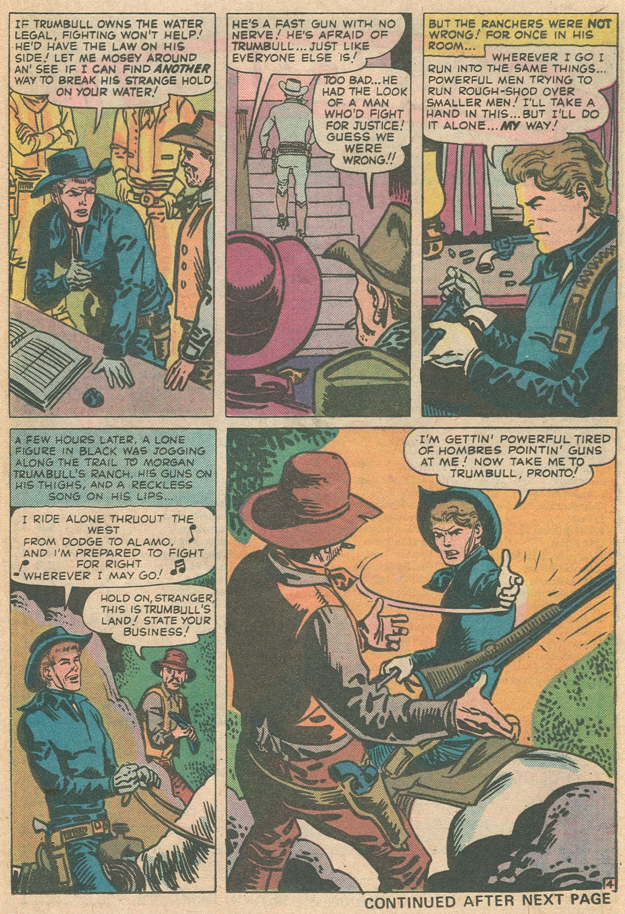 Read online Two-Gun Kid comic -  Issue #124 - 21