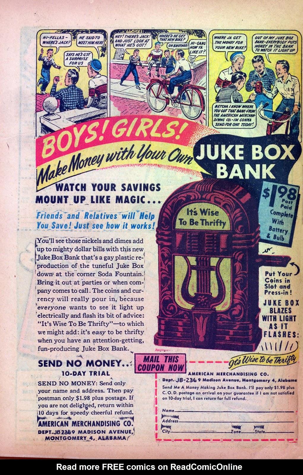 Read online Joker Comics comic -  Issue #36 - 34