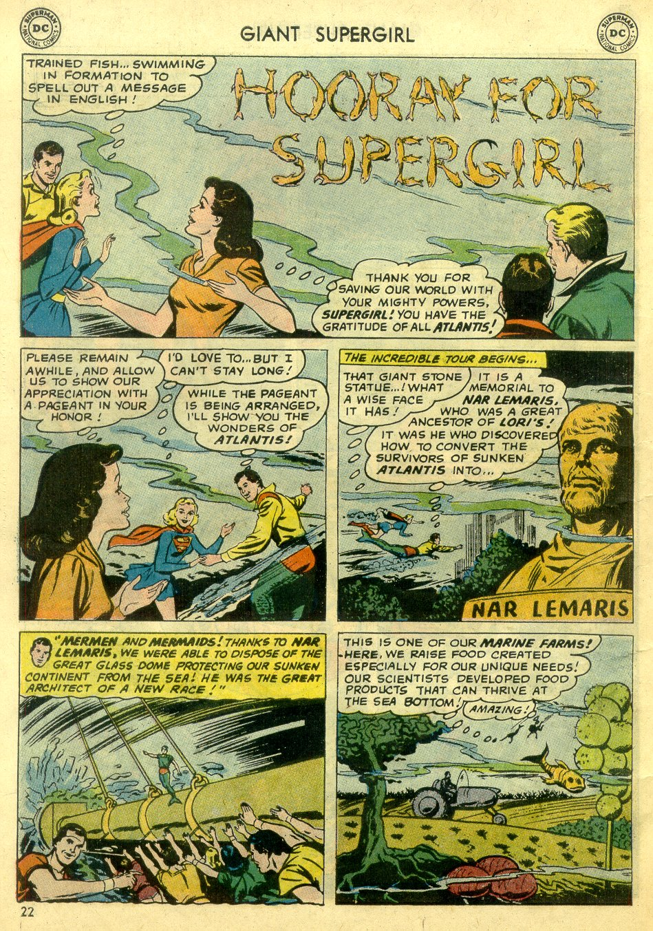 Action Comics (1938) 334 Page 23