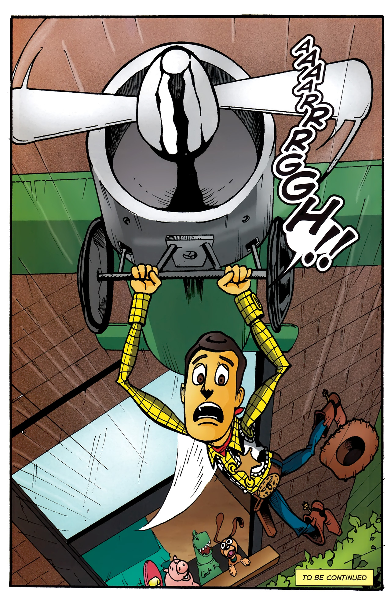 Read online Toy Story (2009) comic -  Issue #4 - 23