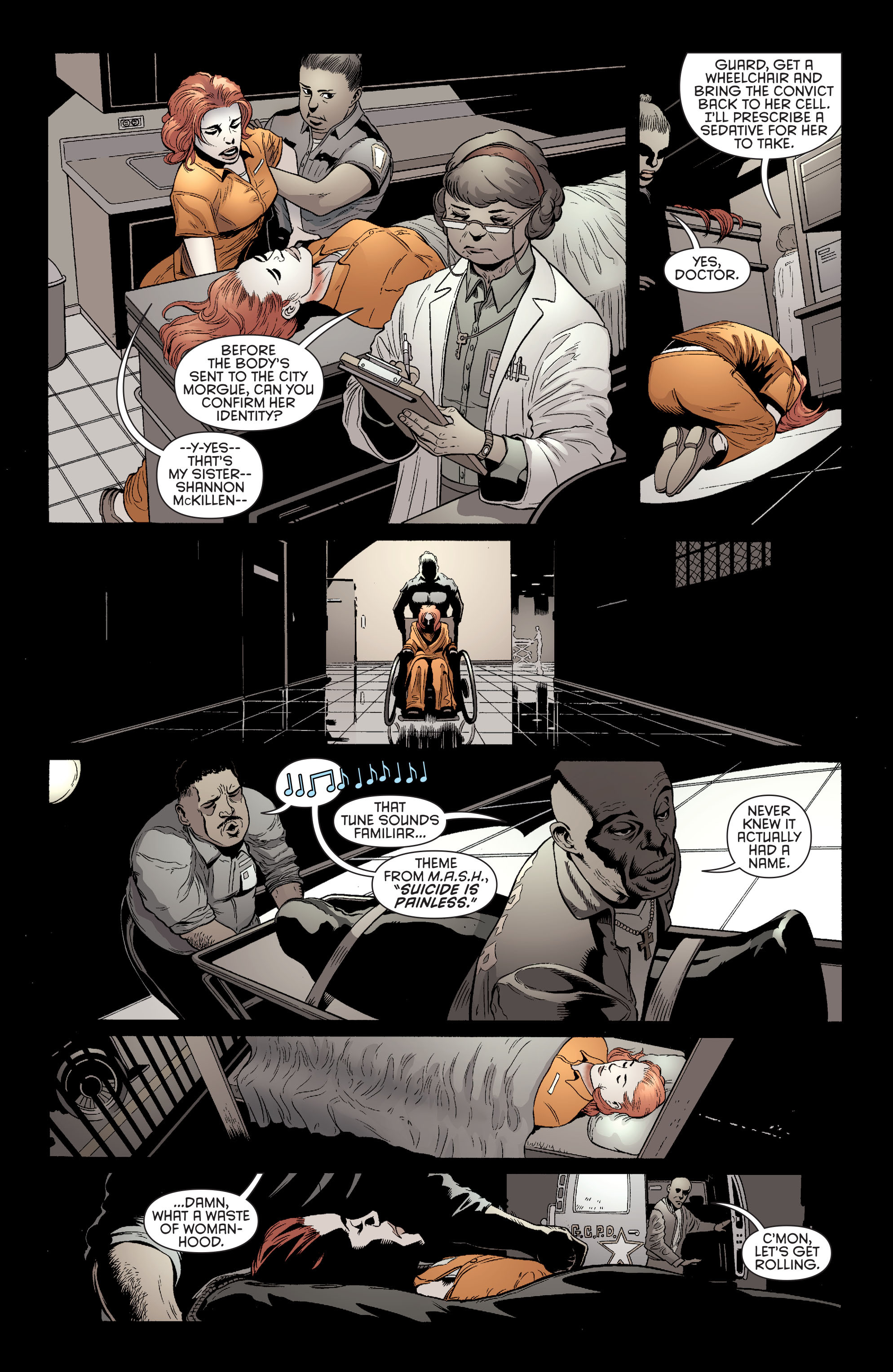 Read online Batman and Robin (2011) comic -  Issue #26 - Batman and Two-Face - 12