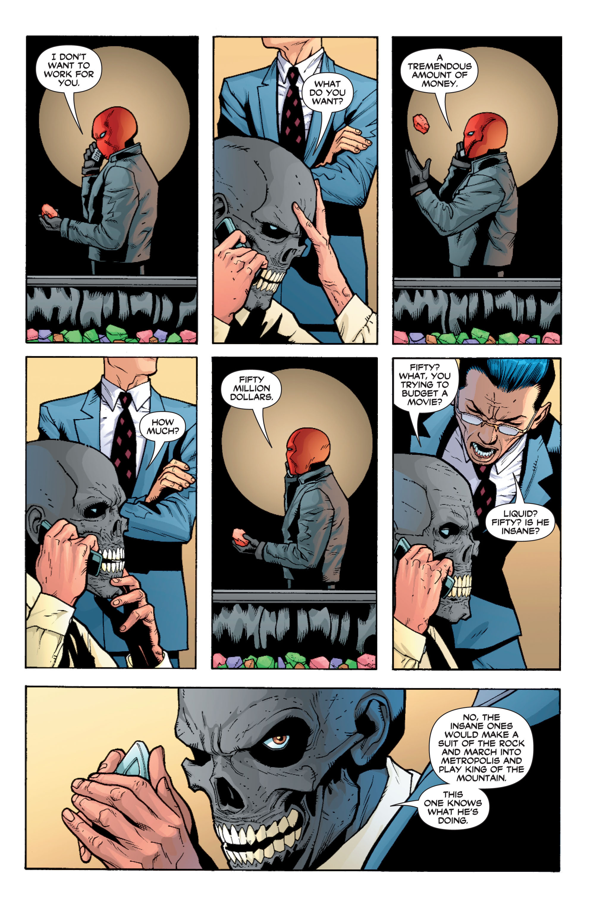 Read online Batman: Under The Red Hood comic -  Issue # Full - 84