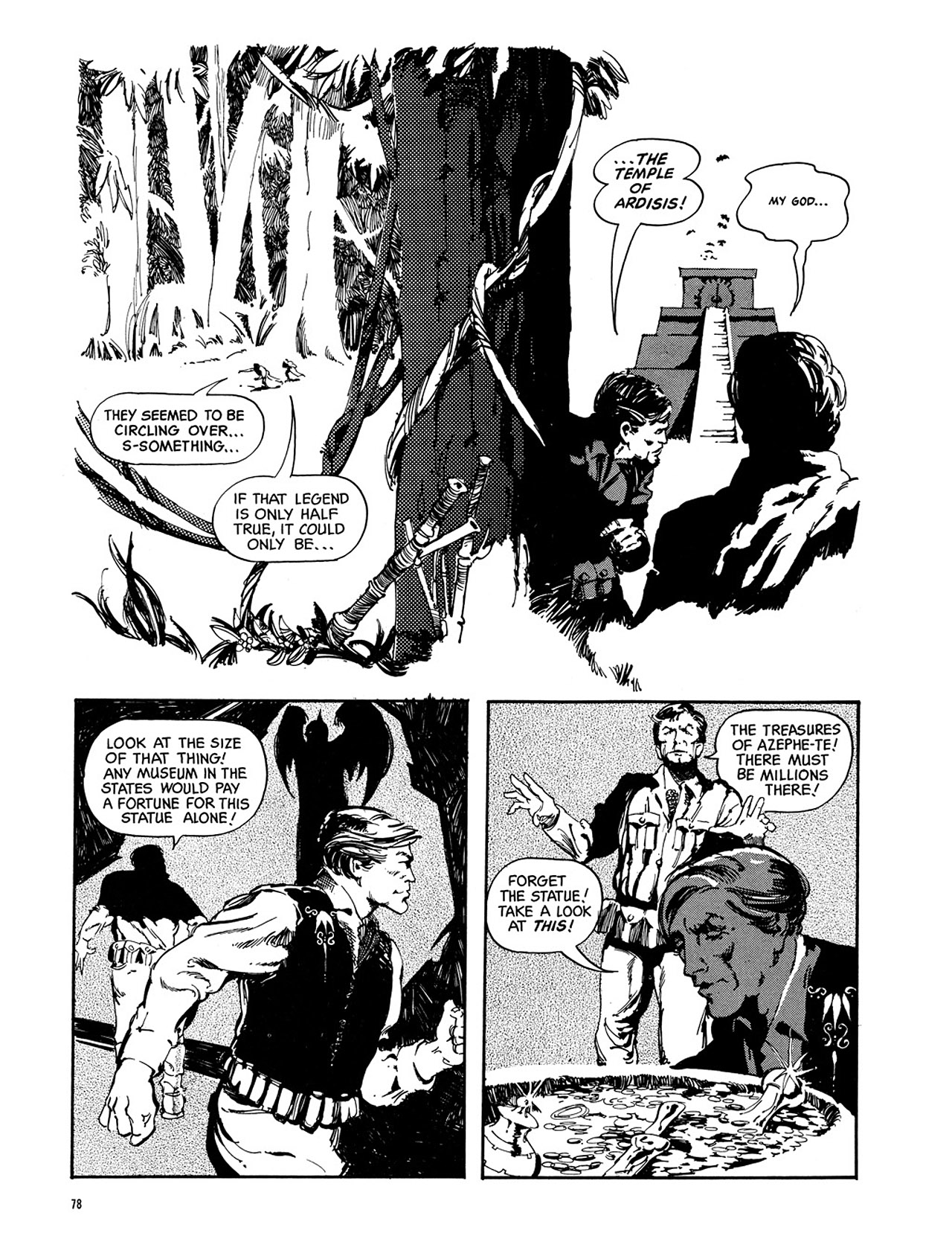 Read online Eerie Archives comic -  Issue # TPB 3 - 79