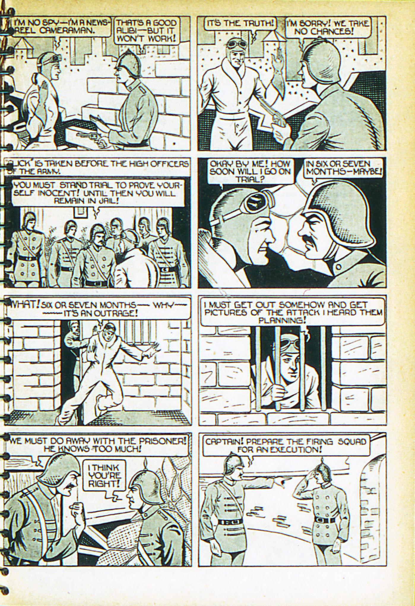 Read online Adventure Comics (1938) comic -  Issue #26 - 38