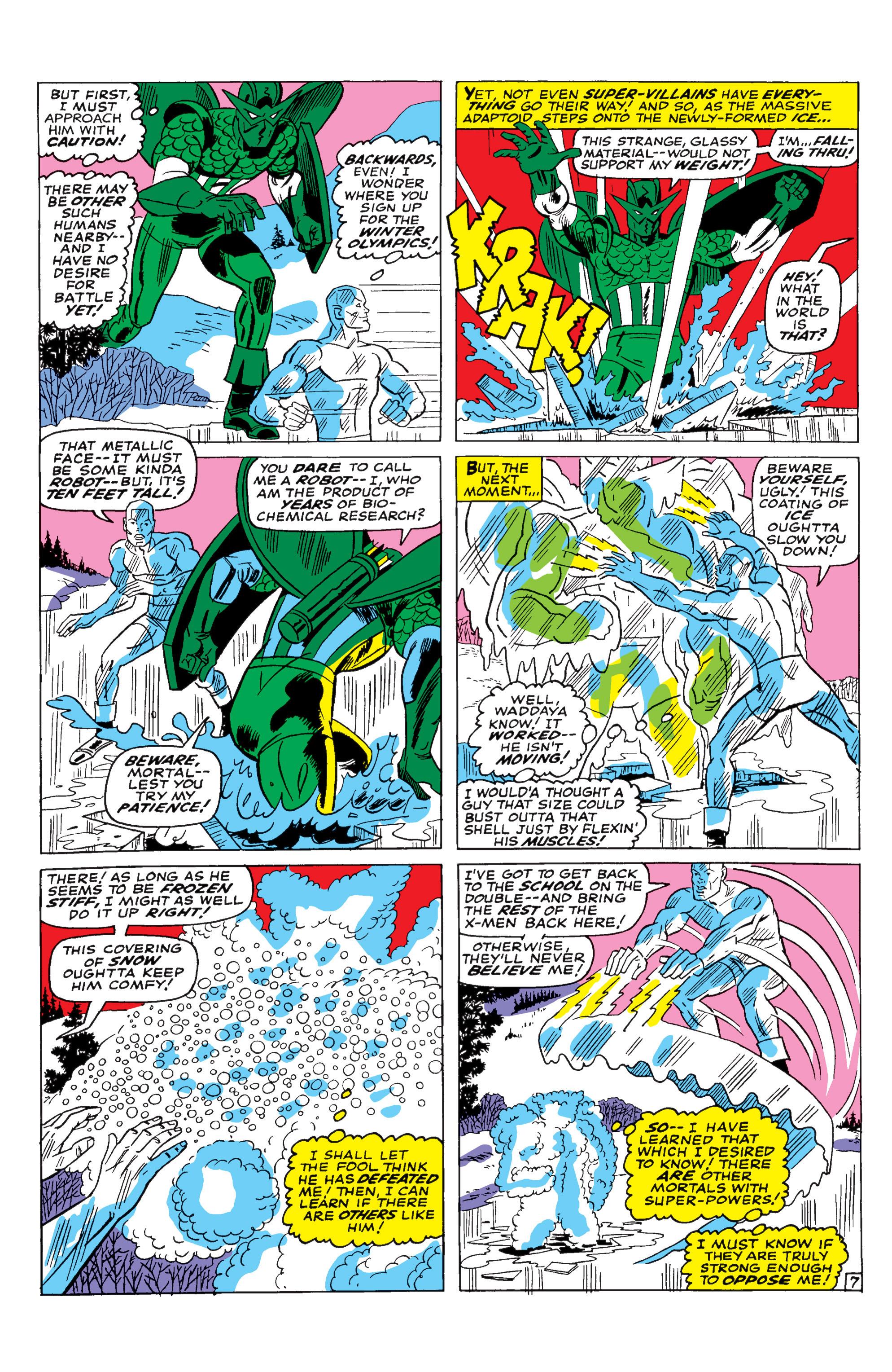 Read online Uncanny X-Men (1963) comic -  Issue #29 - 8