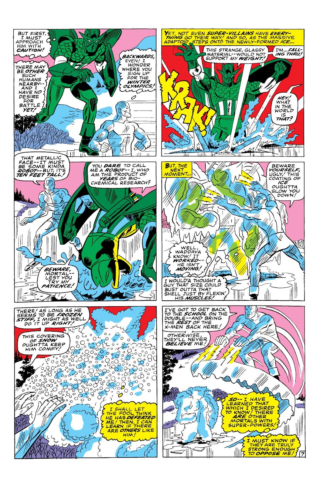 Uncanny X-Men (1963) issue 29 - Page 8