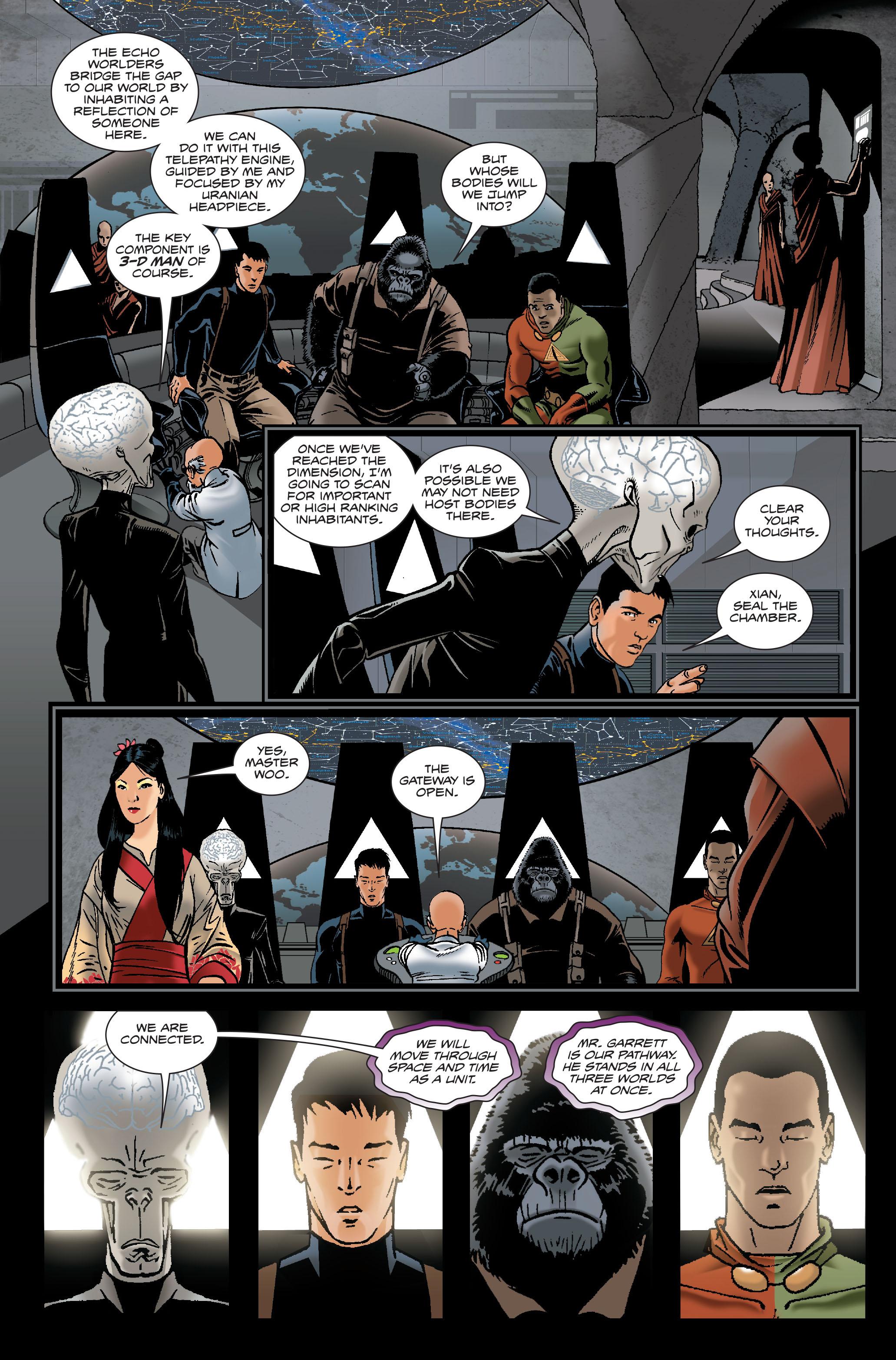 Read online Atlas comic -  Issue #4 - 17