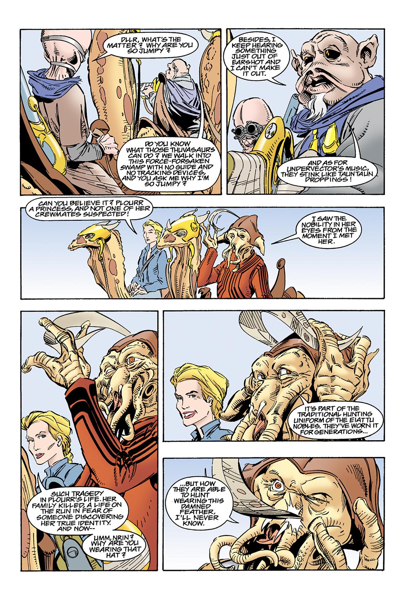 Read online Star Wars Omnibus comic -  Issue # Vol. 2 - 145