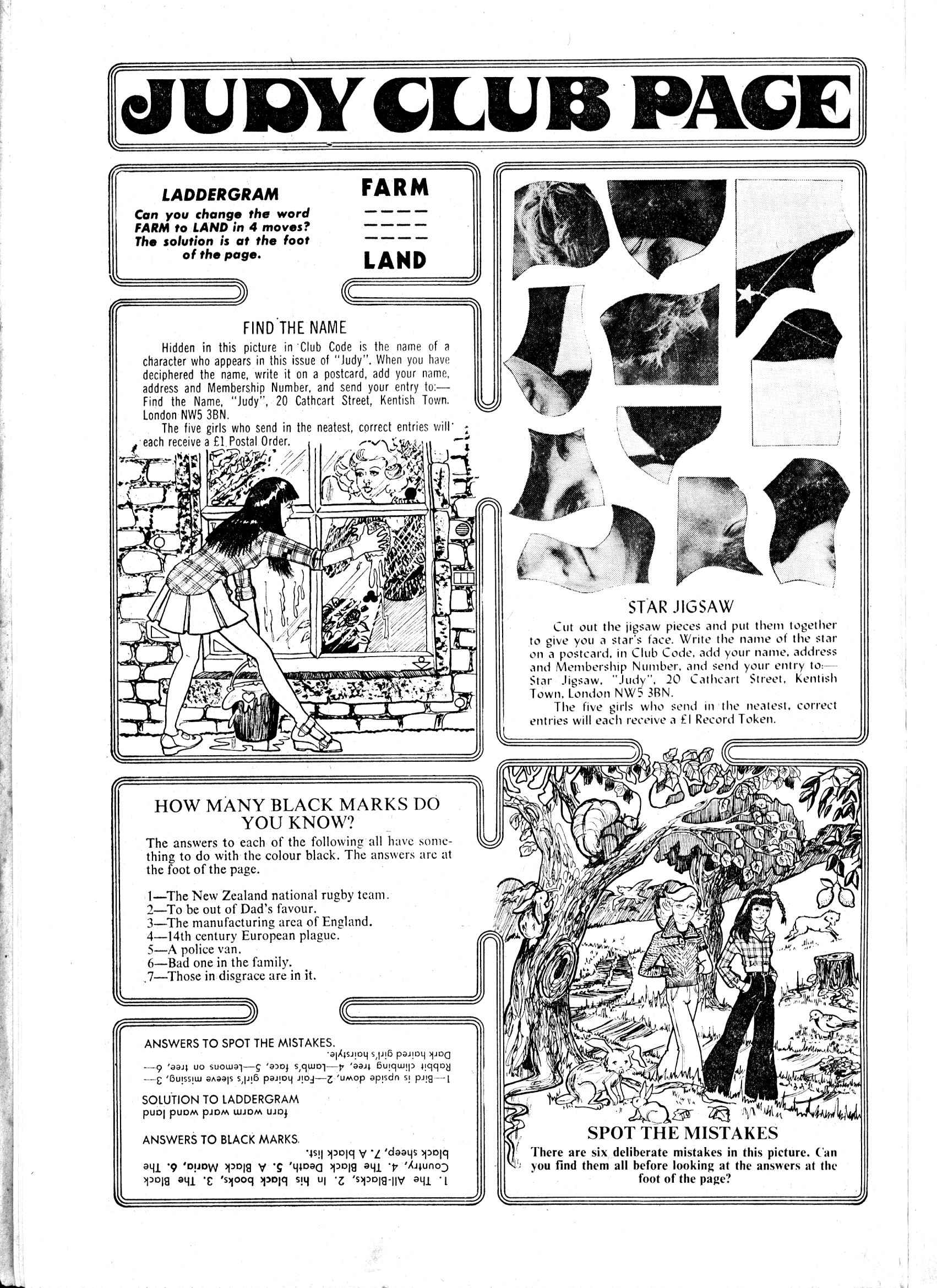 Read online Judy comic -  Issue #822 - 8