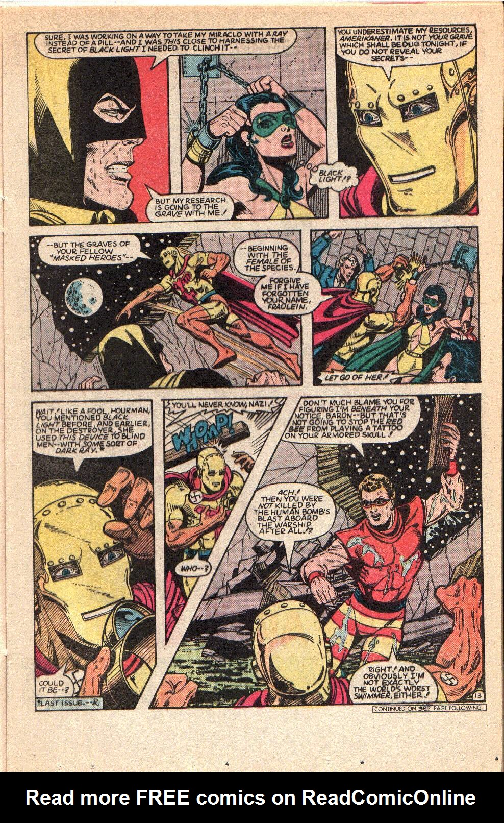Read online All-Star Squadron comic -  Issue #35 - 17