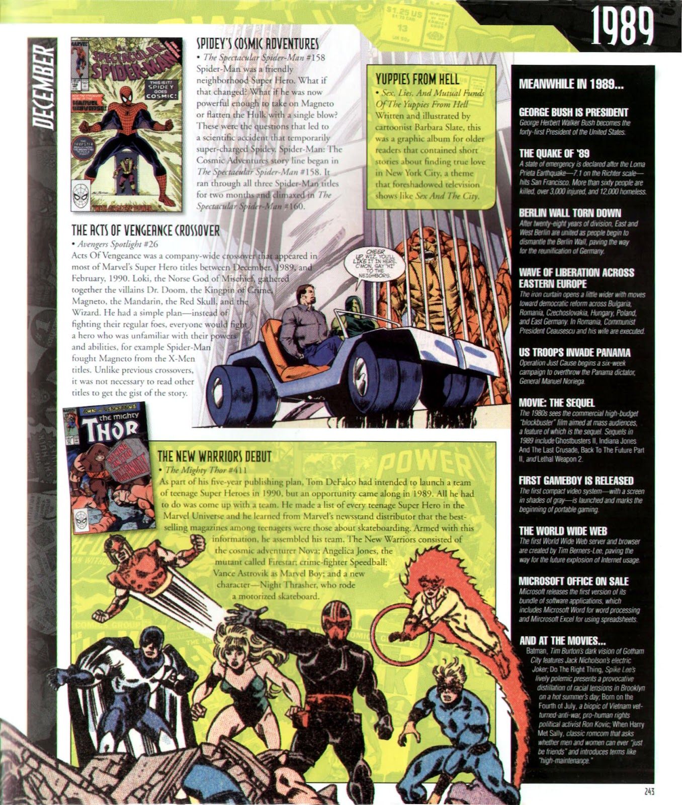 Read online Marvel Chronicle comic -  Issue # TPB (Part 3) - 35
