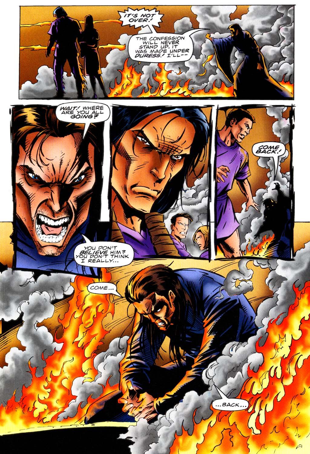 Read online Turok, Dinosaur Hunter (1993) comic -  Issue #42 - 20