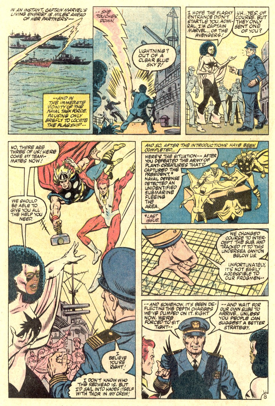 The Avengers (1963) 232 Page 8