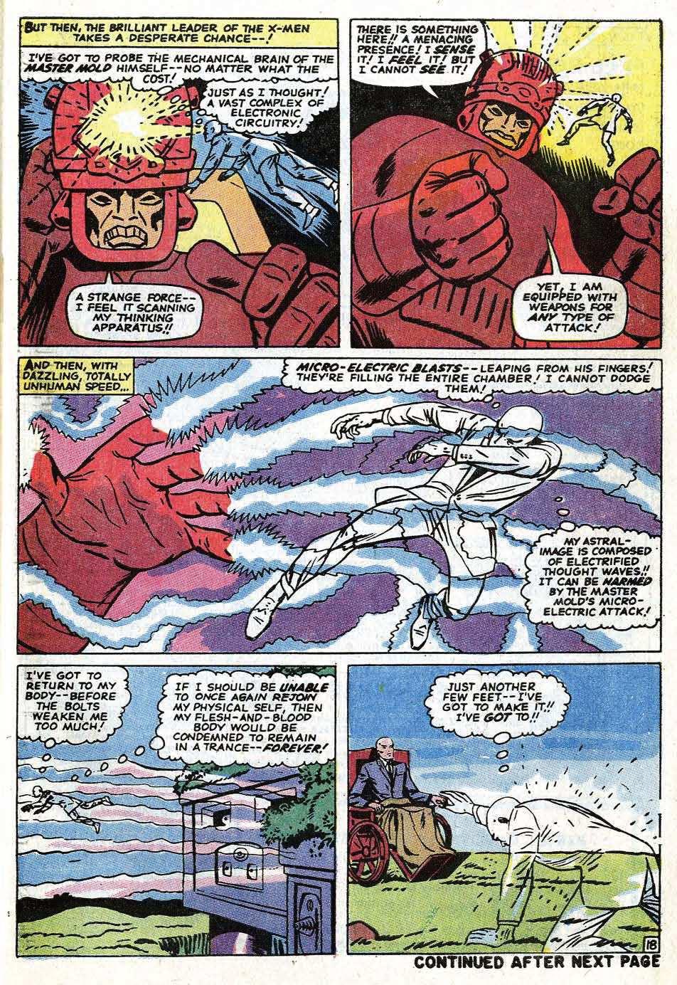 Uncanny X-Men (1963) 68 Page 44