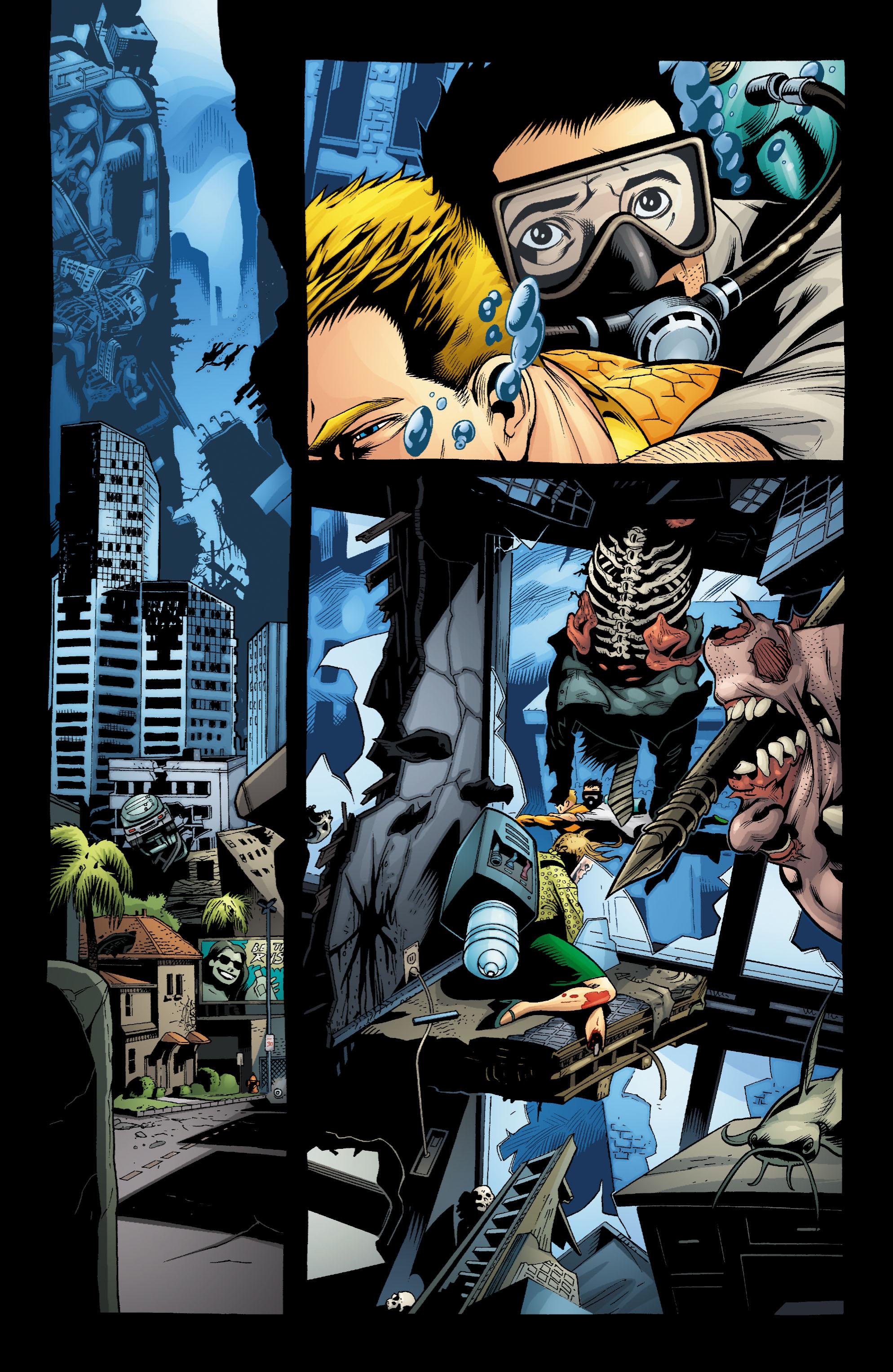 Read online Aquaman (2003) comic -  Issue #20 - 4