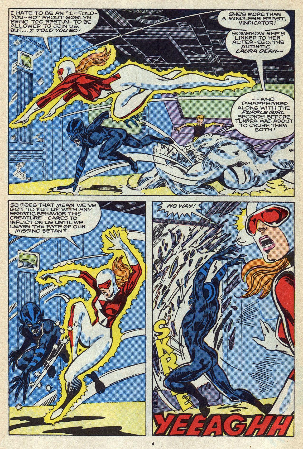 Read online Alpha Flight (1983) comic -  Issue #56 - 6
