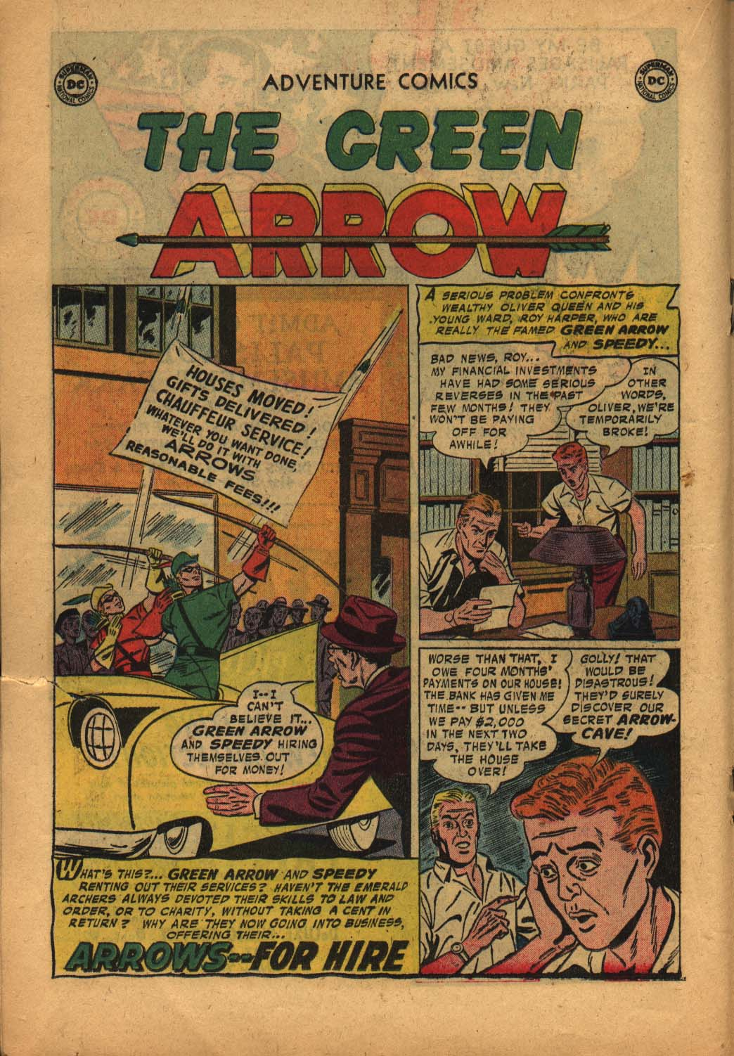 Read online Adventure Comics (1938) comic -  Issue #240 - 18