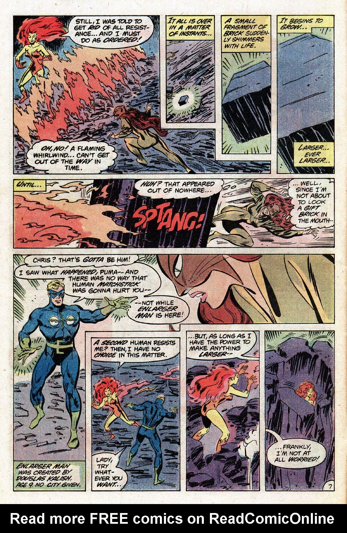 Read online Adventure Comics (1938) comic -  Issue #486 - 8