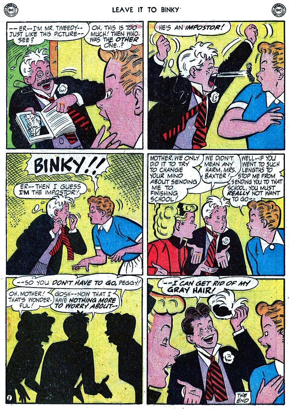 Leave it to Binky issue 19 - Page 10