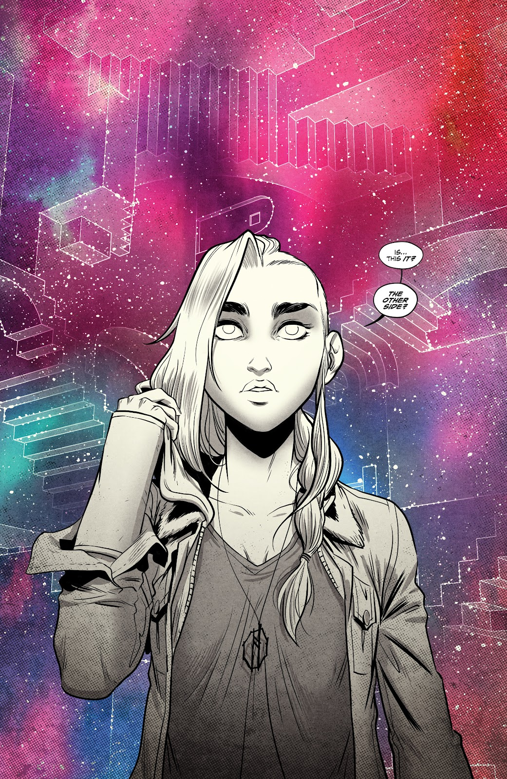 Read online Nomen Omen comic -  Issue #3 - 19