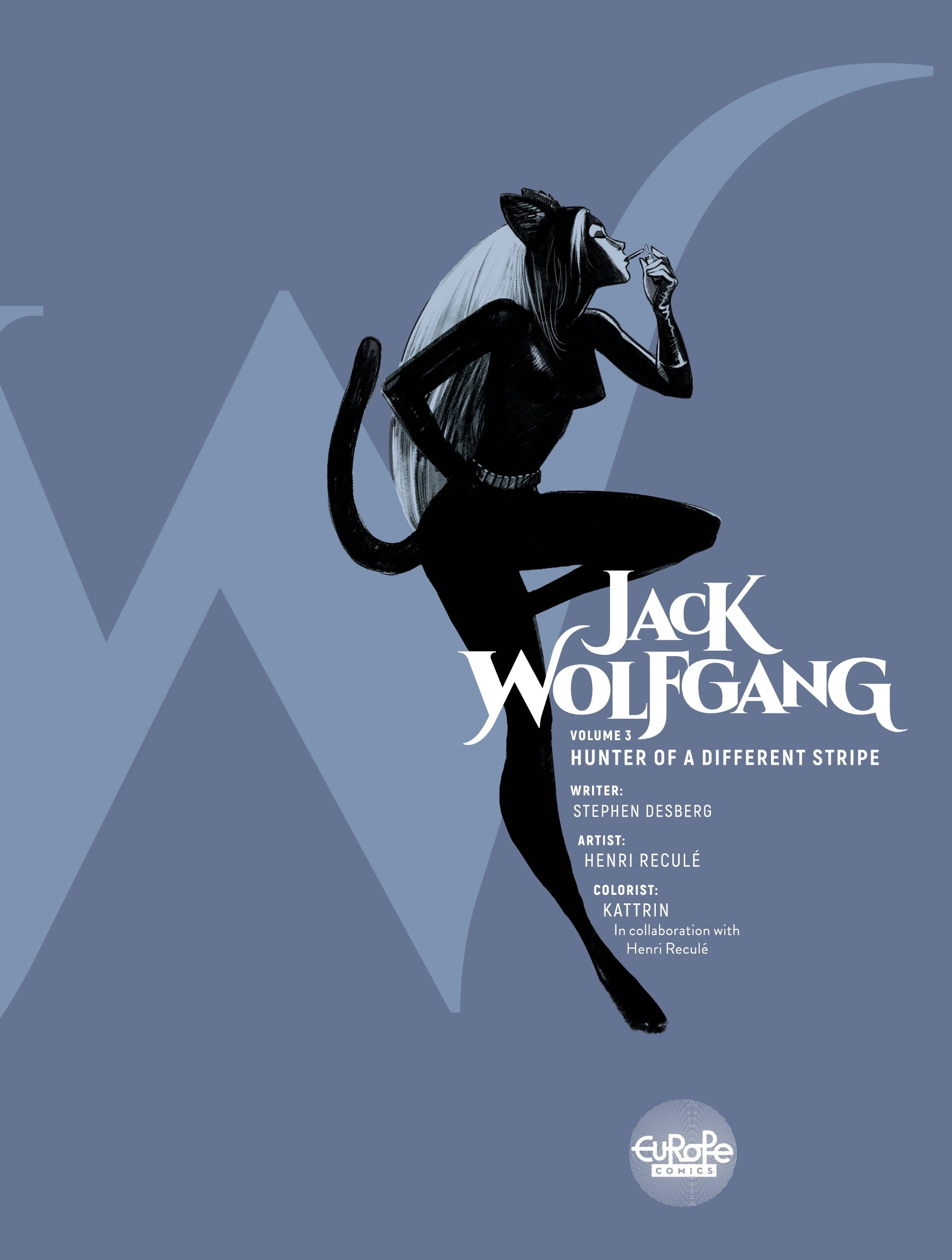 Read online Jack Wolfgang comic -  Issue #3 - 3