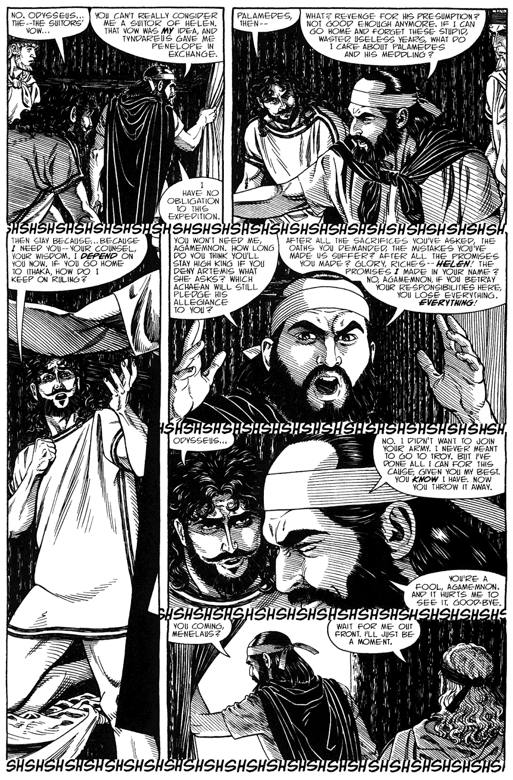 Age of Bronze issue 17 - Page 8