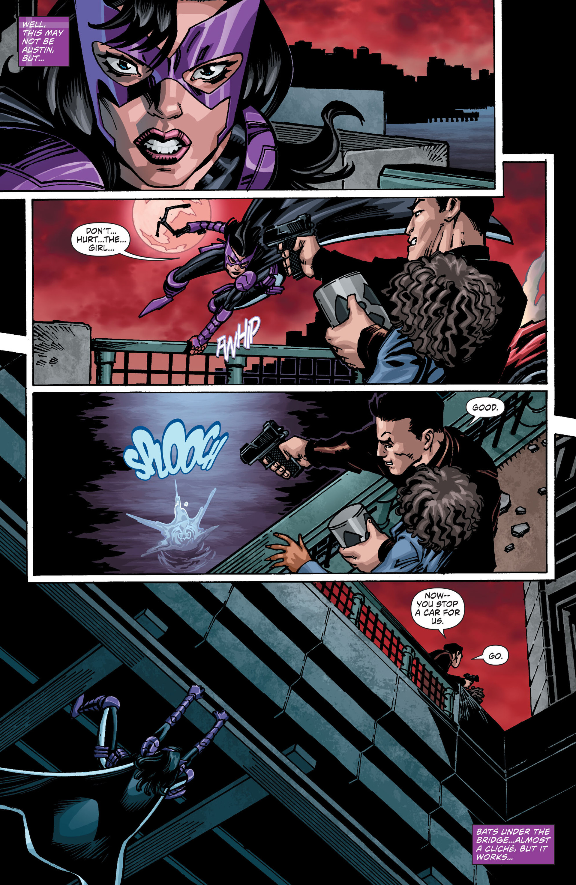 Read online Worlds' Finest comic -  Issue #24 - 3