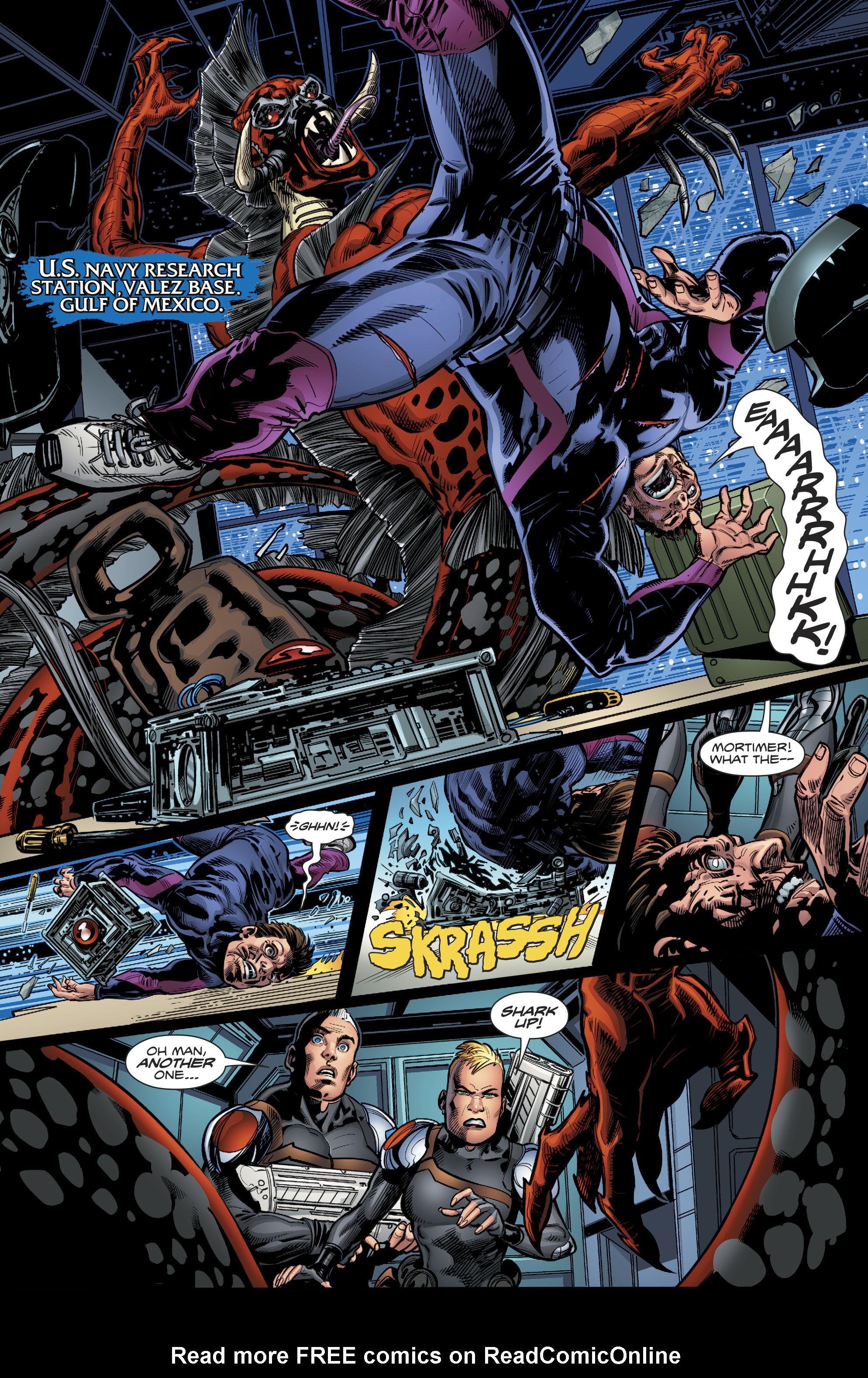 Read online Aquaman (2016) comic -  Issue #22 - 4