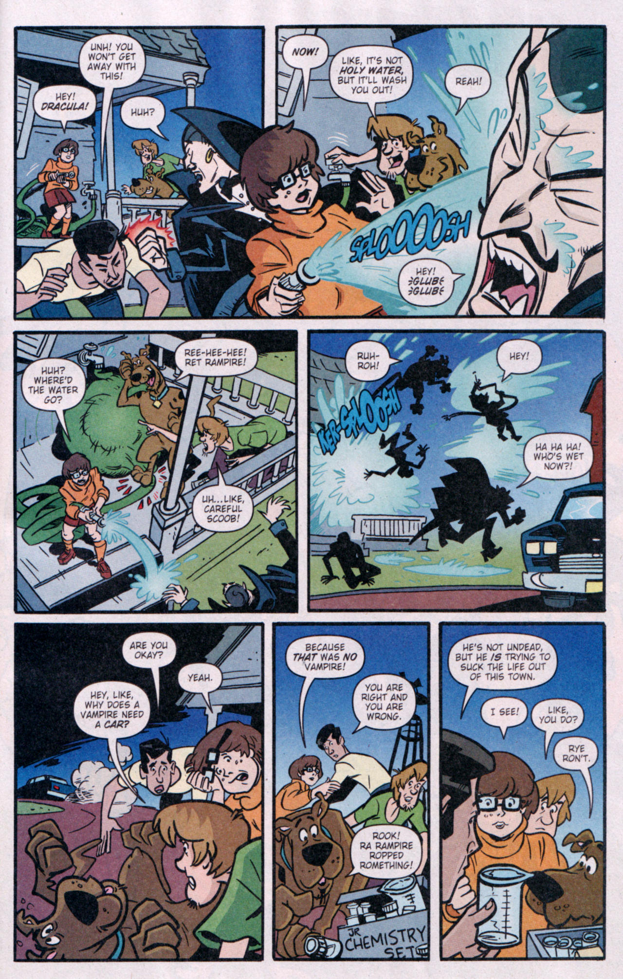 Read online Scooby-Doo (1997) comic -  Issue #119 - 19
