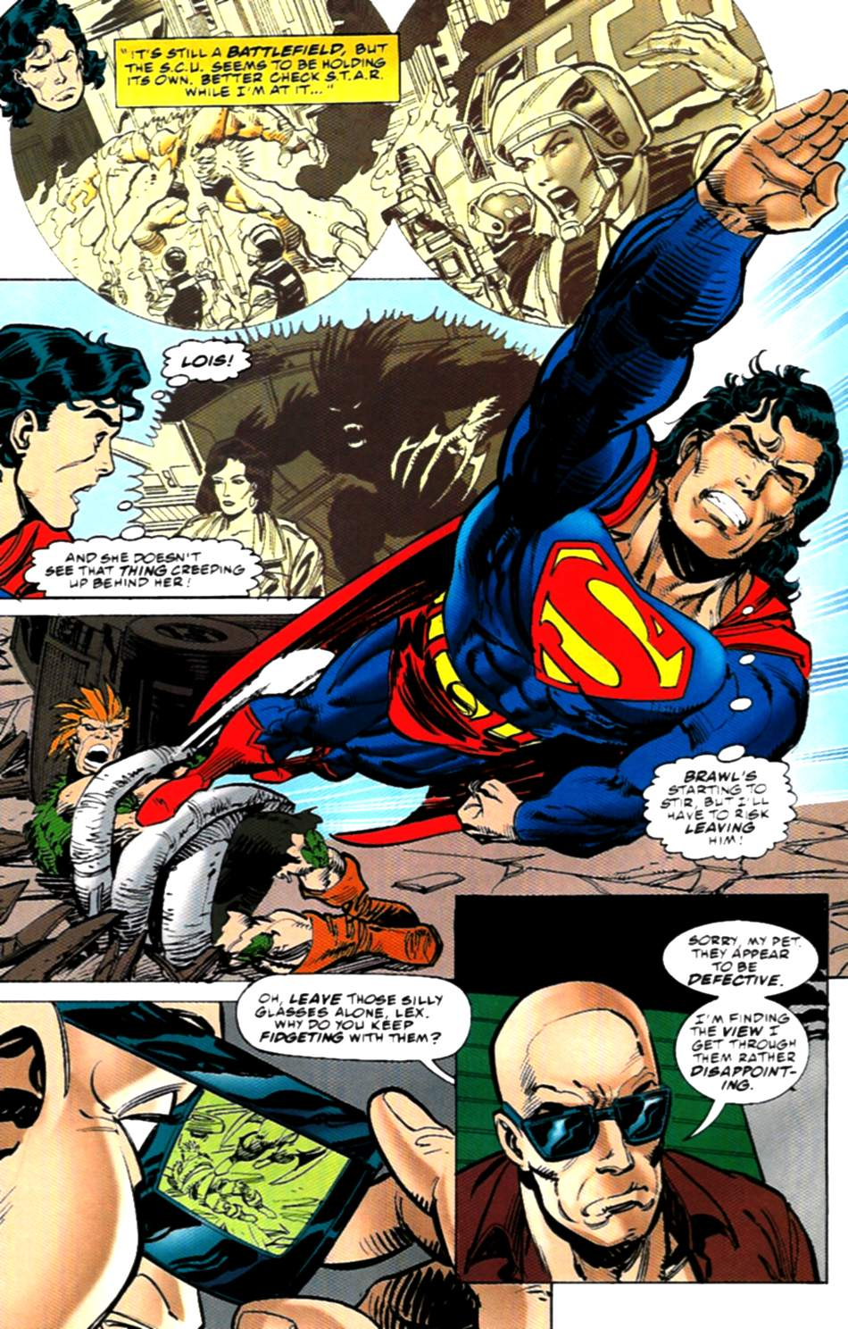 Action Comics (1938) 724 Page 13