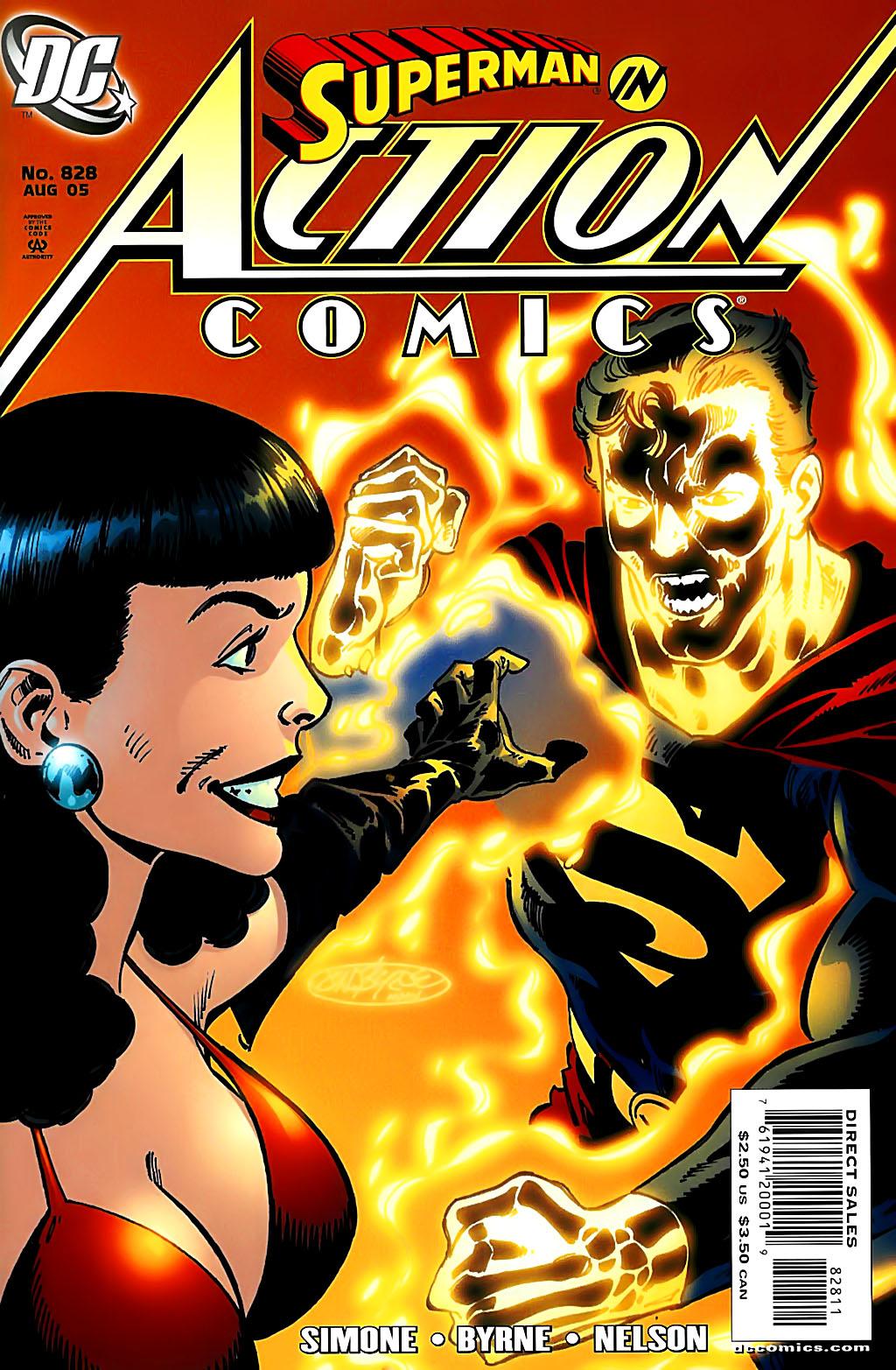Action Comics (1938) 828 Page 1