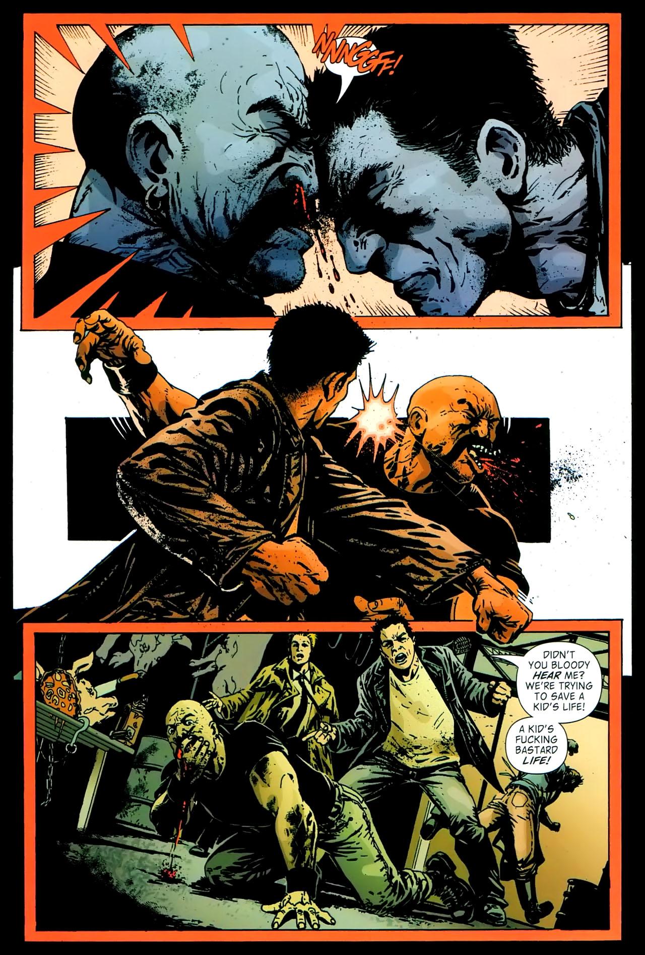 Read online John Constantine Hellblazer: All His Engines comic -  Issue # Full - 60