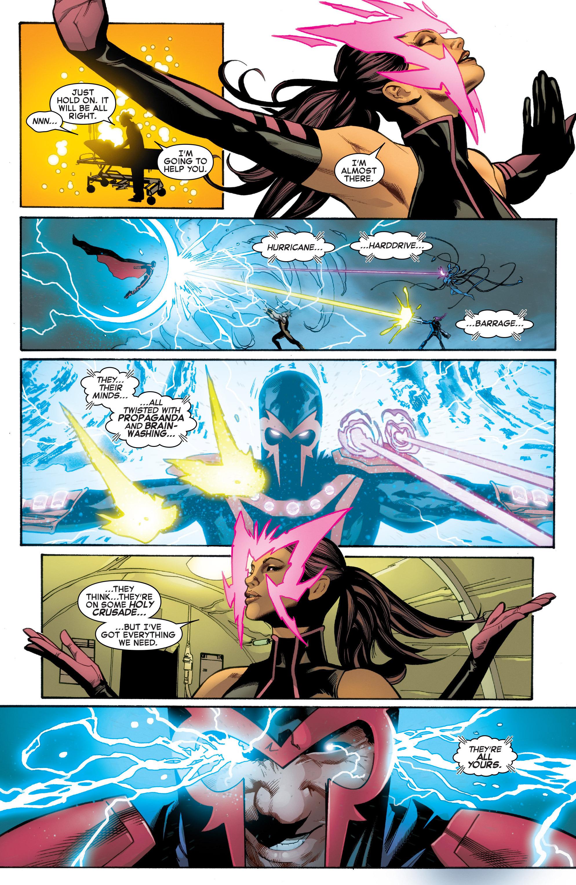 Read online Uncanny X-Men (2016) comic -  Issue #3 - 10