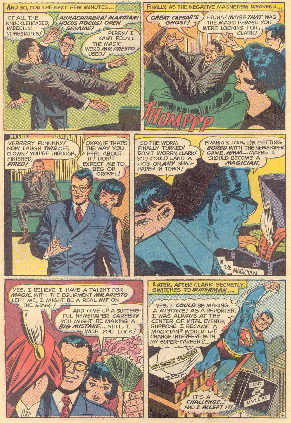 Read online Action Comics (1938) comic -  Issue #382 - 6