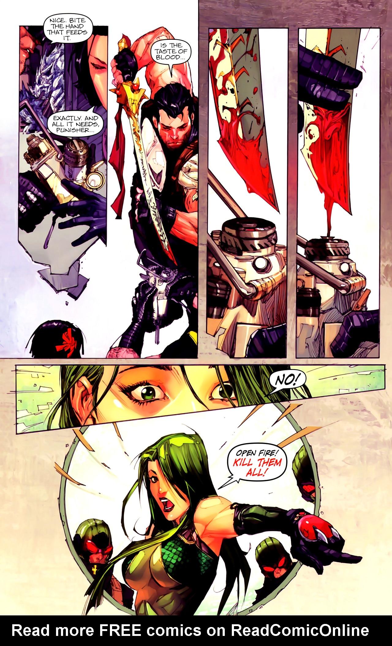 Read online Astonishing Tales (2009) comic -  Issue #6 - 5
