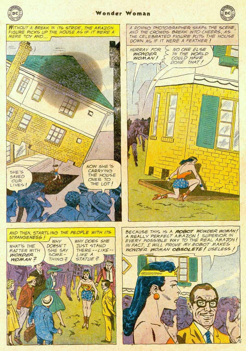 Read online Wonder Woman (1942) comic -  Issue #111 - 7
