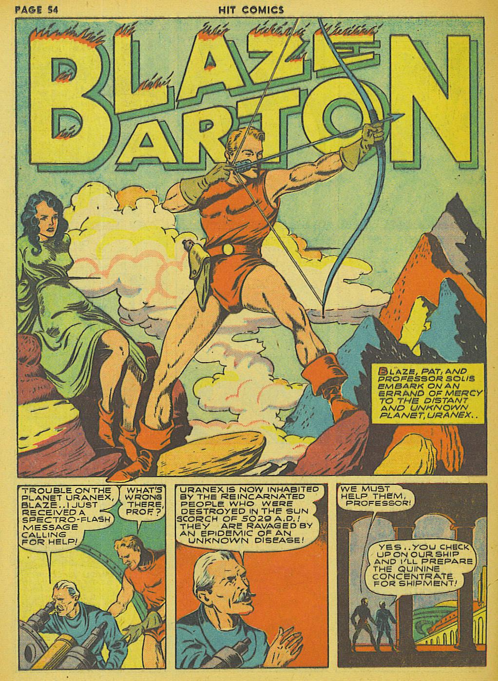 Read online Hit Comics comic -  Issue #13 - 56