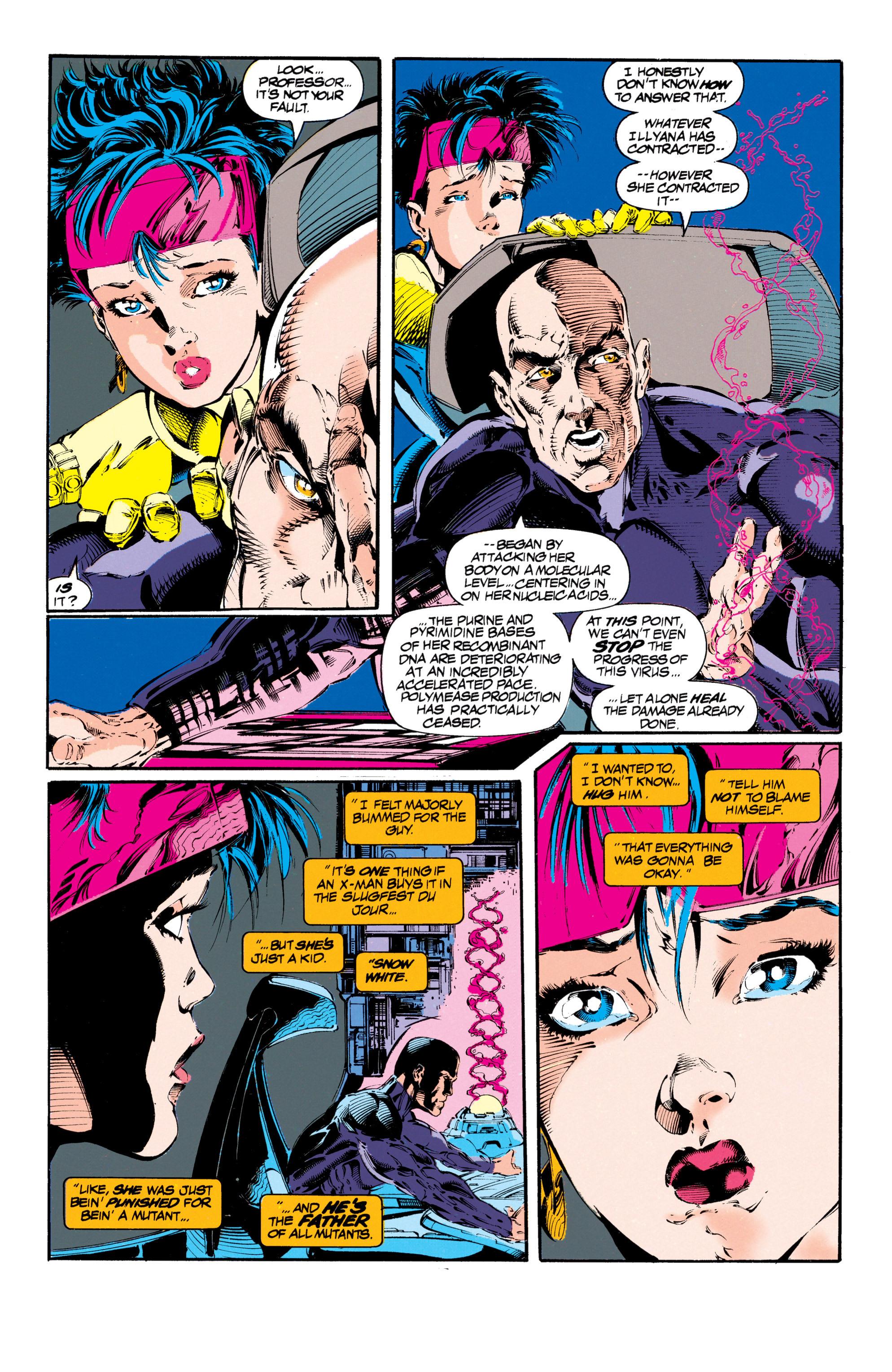 Read online Uncanny X-Men (1963) comic -  Issue #303 - 11