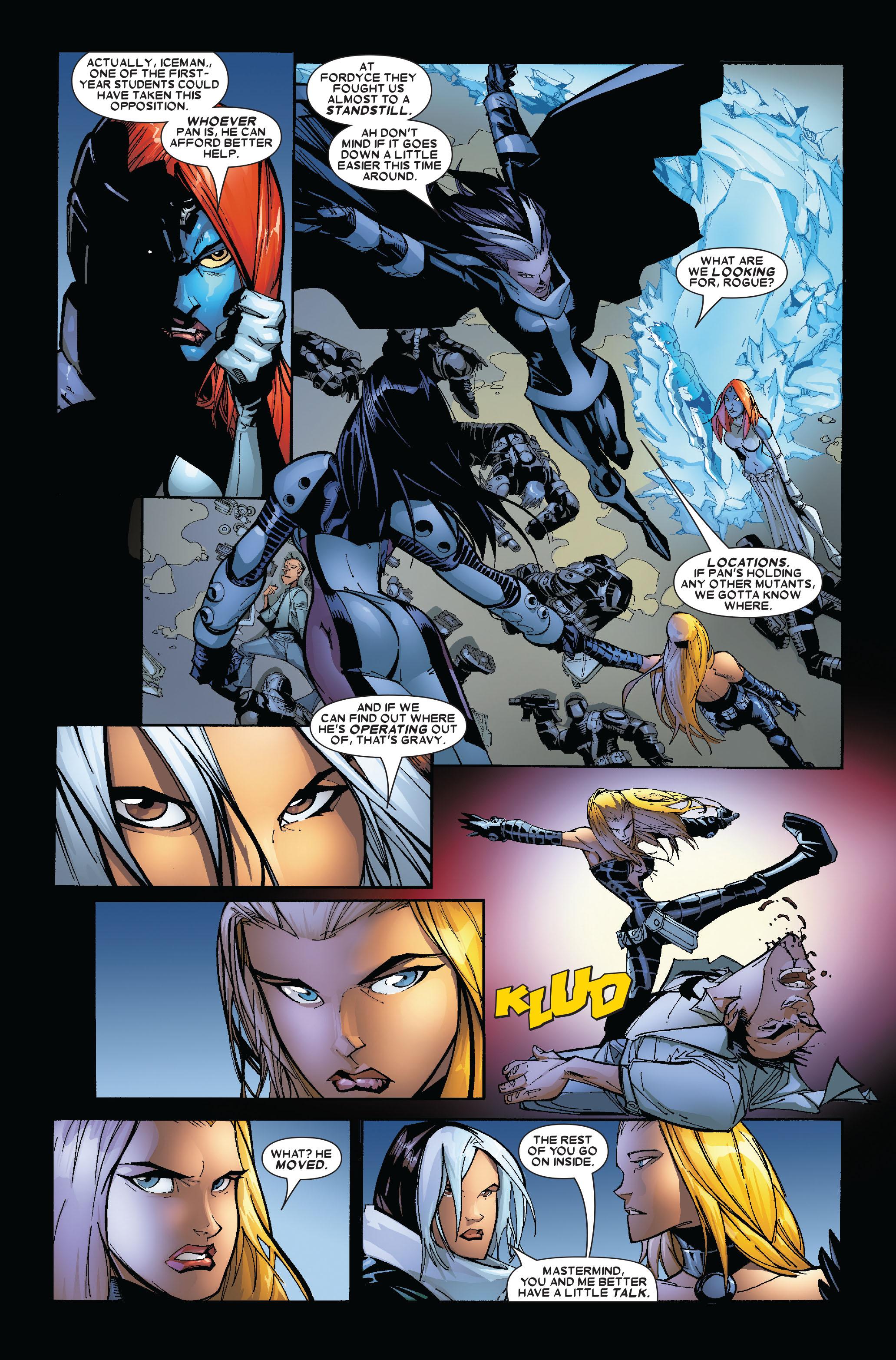 X-Men (1991) 194 Page 15