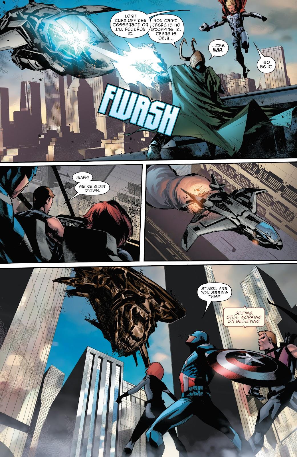 Read online Marvel's The Avengers comic -  Issue #2 - 11