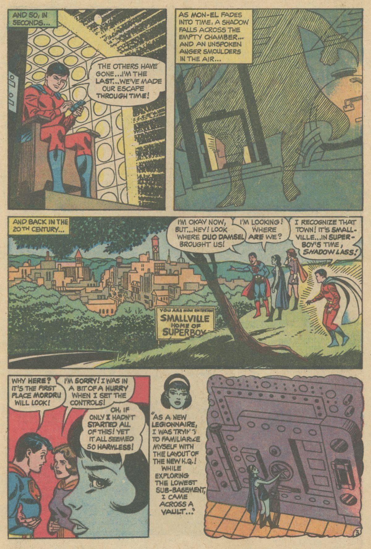 Read online Adventure Comics (1938) comic -  Issue #369 - 5