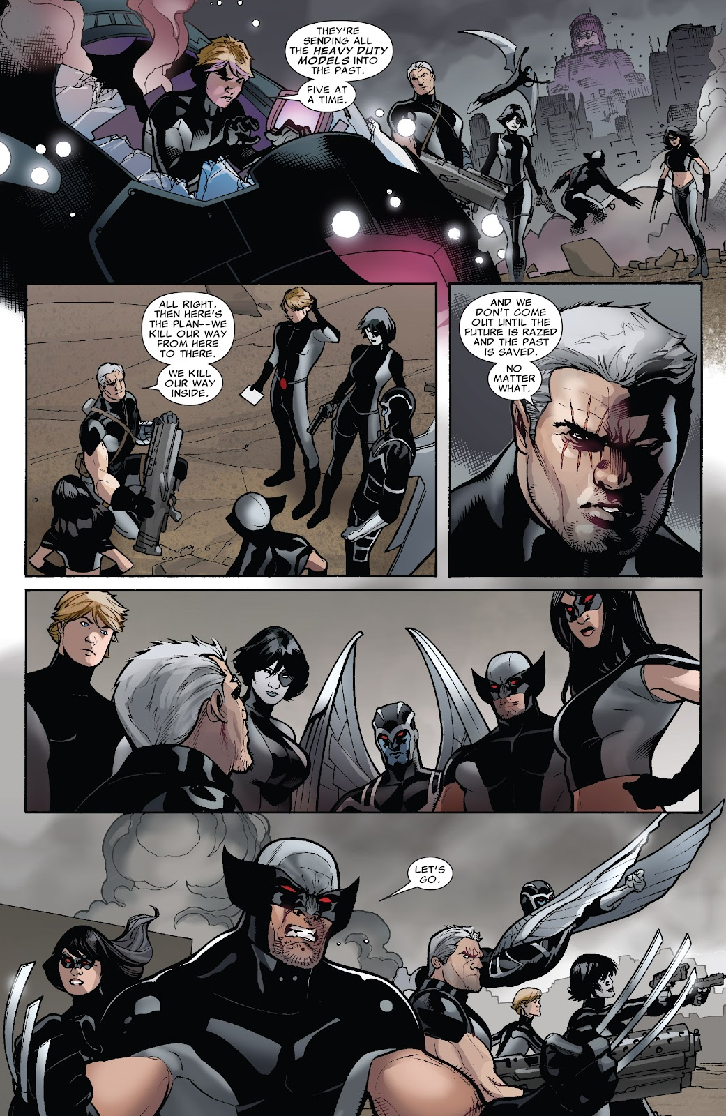 Read online X-Men: Second Coming comic -  Issue # _TPB (Part 3) - 48