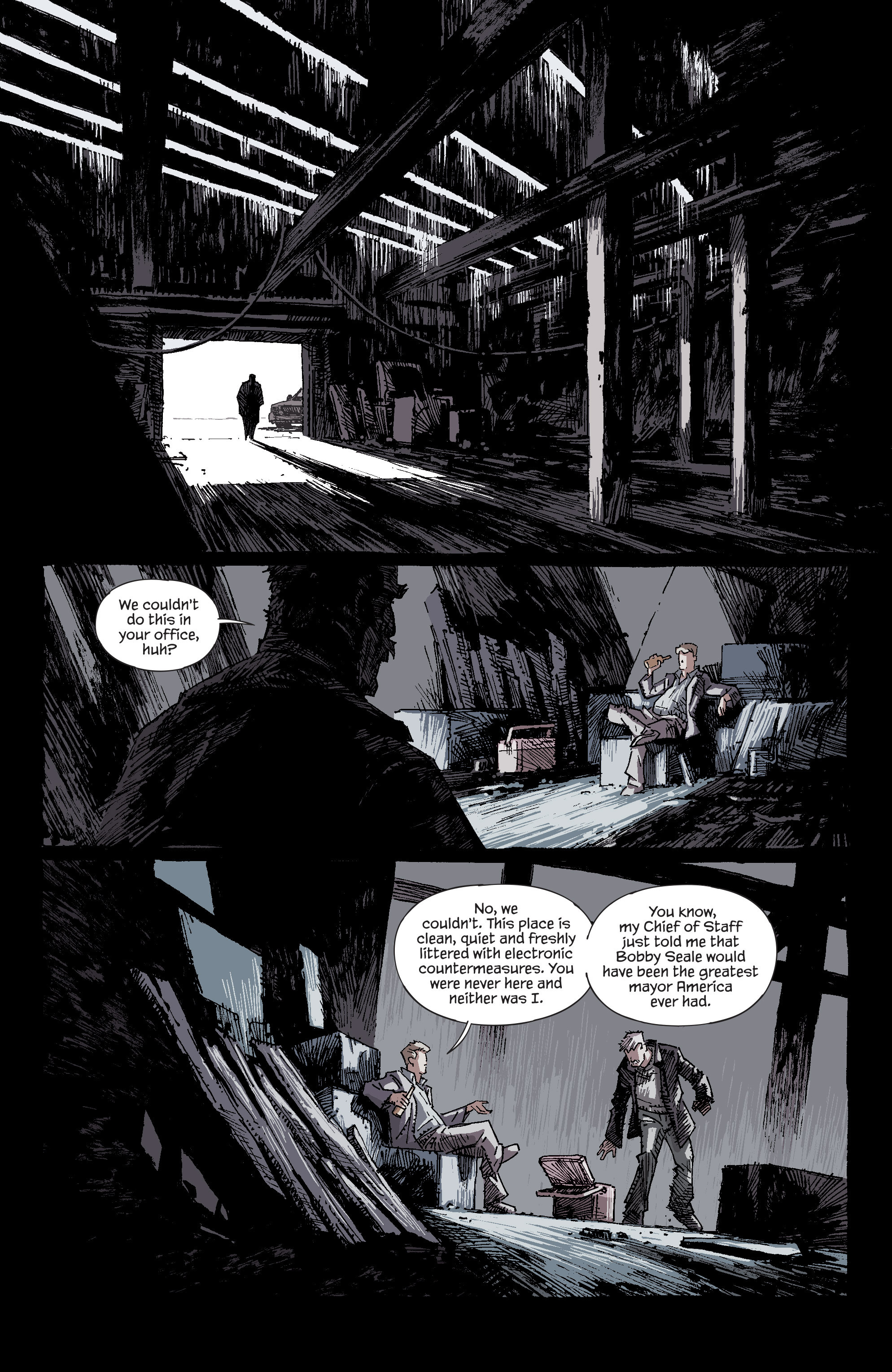 Read online Trees comic -  Issue #12 - 13