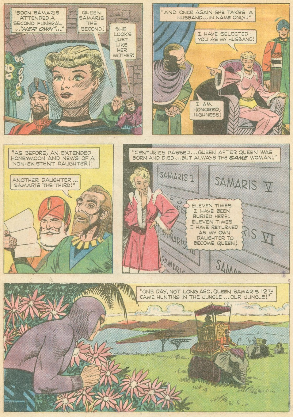 The Phantom (1962) issue 17 - Page 8