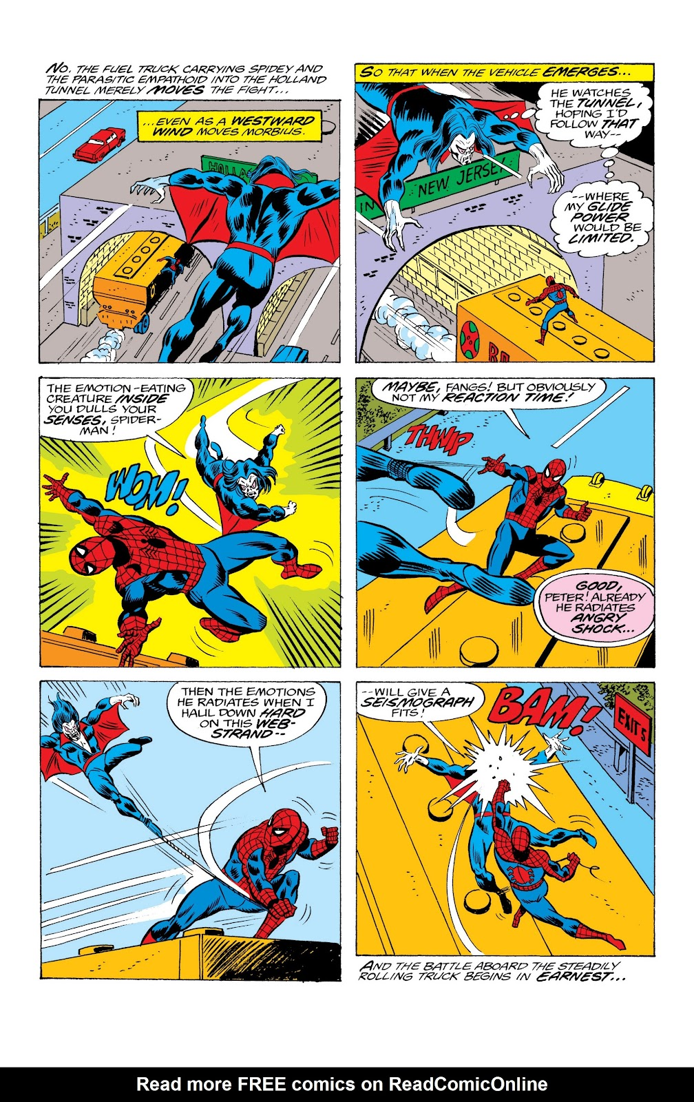 Read online Marvel Masterworks: The Spectacular Spider-Man comic -  Issue # TPB (Part 2) - 32