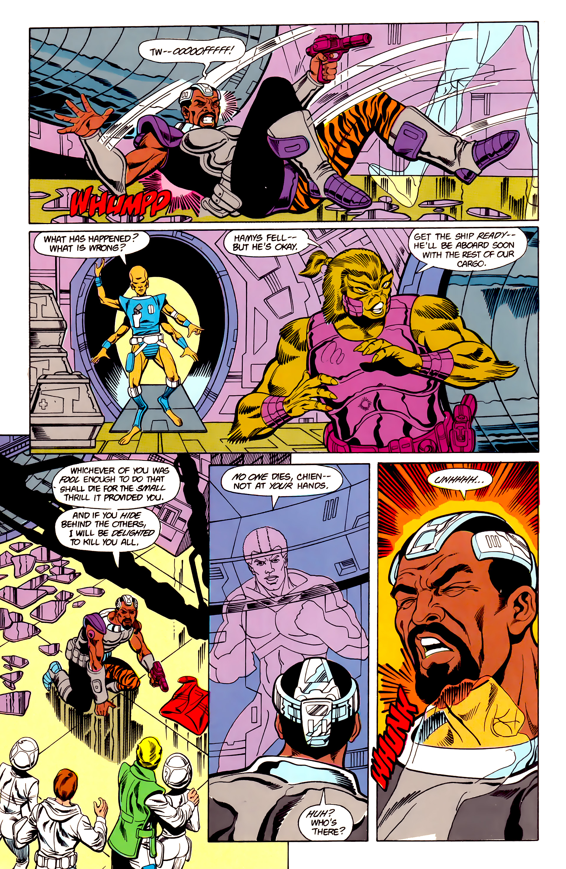 Legion of Super-Heroes (1984) 19 Page 26