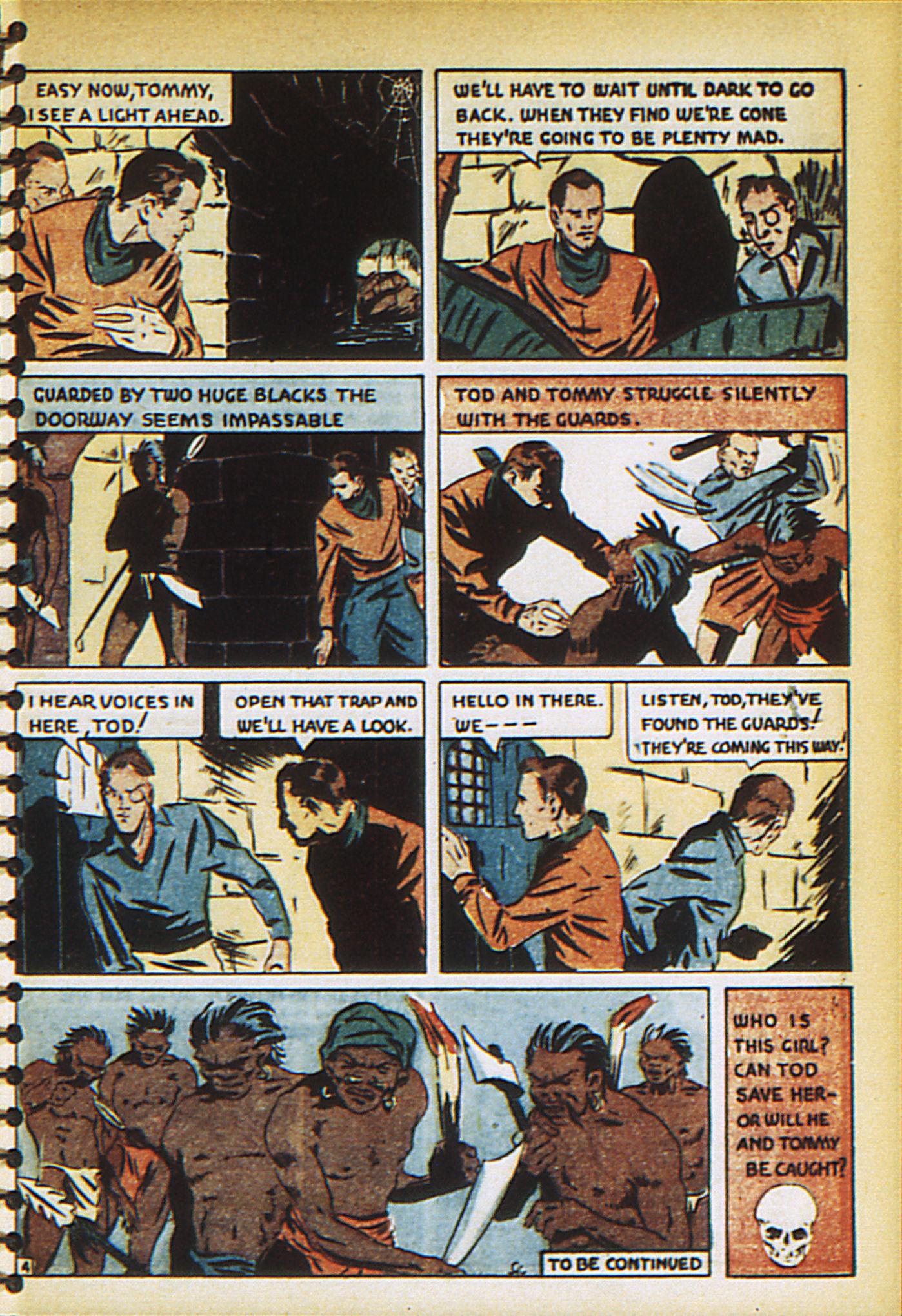 Read online Adventure Comics (1938) comic -  Issue #27 - 61