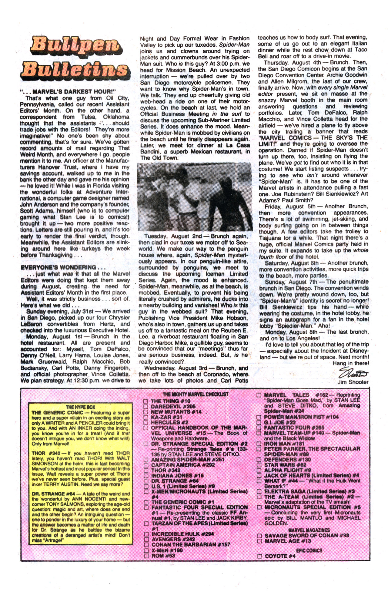 Read online Alpha Flight (1983) comic -  Issue #9 - 24